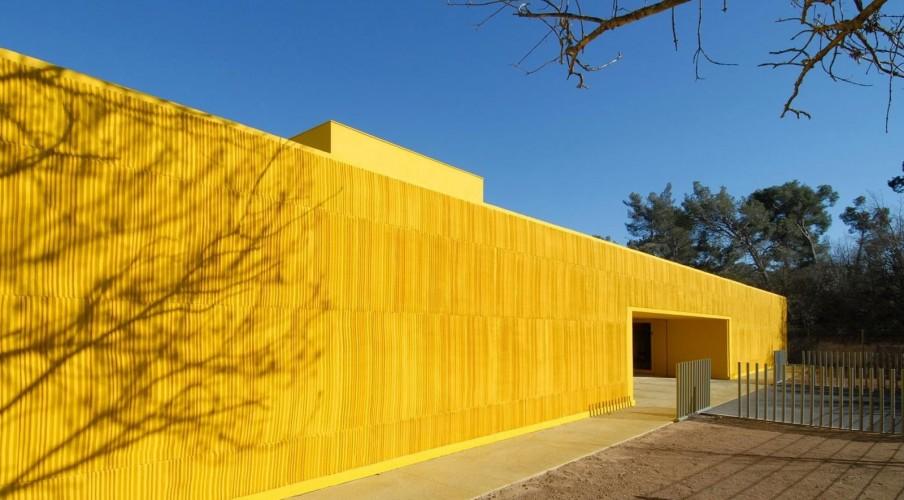 Atelier Fernandez & Serres . LES GRAINES D'ETOILES NURSERY . Aix en Provence (1)