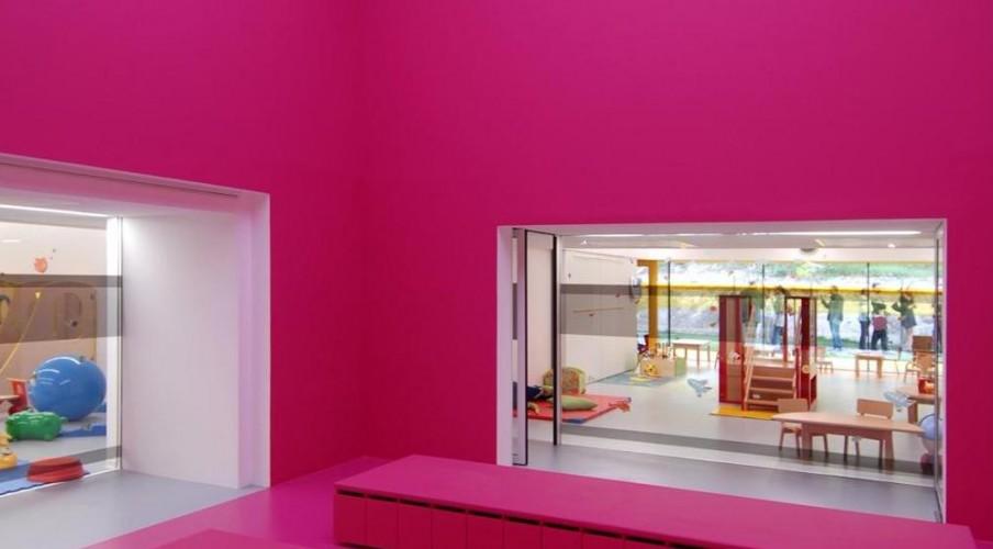 Atelier Fernandez & Serres . LES GRAINES D'ETOILES NURSERY . Aix en Provence (7)